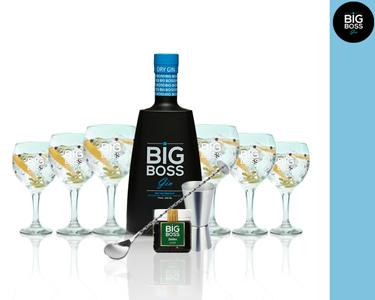Pack Big Boss Gin