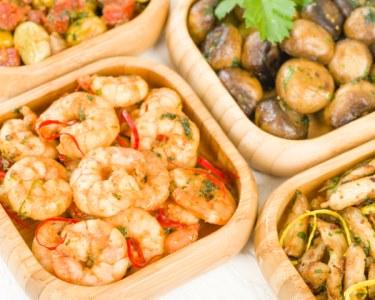As Melhores Tapas a Dois | Boavista - Restaurante Cousins