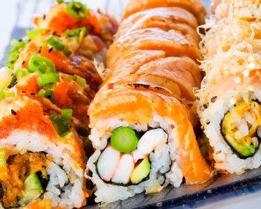 Hábito Sushi Bar | Menu Take-Away de 28 Peças & Gyosas | Belém