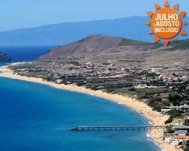 Porto Santo | Férias de Verão - Voos & 7 Noites em Tudo Incluído