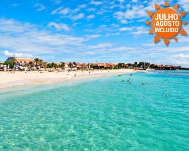 Cabo Verde | Conheça a Ilha do Sal - Voos + 7 Noites em Soft TI
