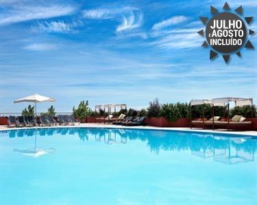 Hotel dos Carqueijais 4*   1 ou 2 Noites de Verão em Meia-Pensão