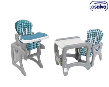 Cadeira Alta Activity Convertible | Escolha o modelo