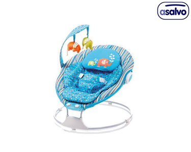 Espreguiçadeira  Musical |  Elefante Azul