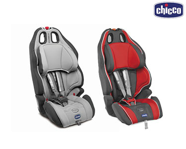 Cadeira Auto Chicco® Neptune 1/2/3 & Forro Extra