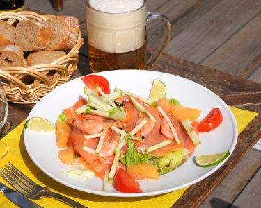 Salada & Sobremesa com Vista Tejo | Sabores de Verão na Marina da Expo