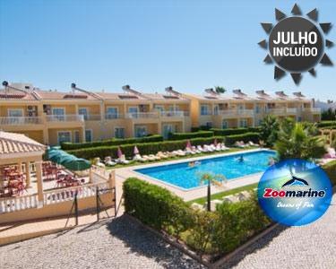1 Dia no Zoomarine + 3 Noites no Algarve | Villa Barrocal