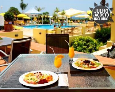 2  a 4 Nts de Férias em Meia Pensão | Baía Cristal Beach&Spa Resort 4*
