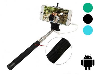 Braço Extensível c/ Botão Integrado | As Melhores Selfies a Dois!