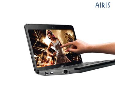Notebook Airis Kira com Ecrã Táctil 10'