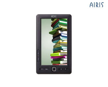 Ebook Multimédia AIRIS 7'