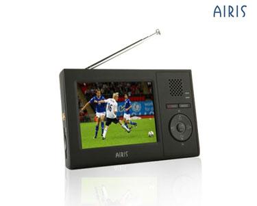 Tv Portátil com Gravador TDT AIRIS