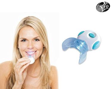 Branqueador de Dentes Portátil | Um Sorriso Perfeito!