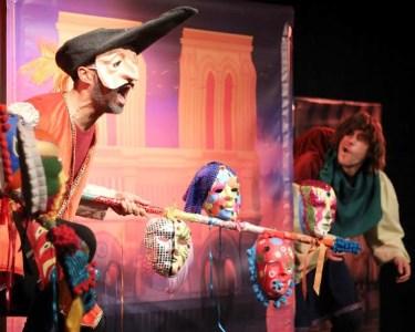 «O Corcunda de Notre Dame» | Bilhete Duplo | Teatro Turim