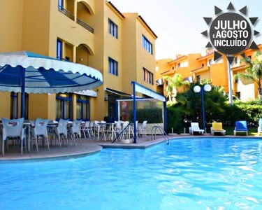Apartamentos Turísticos em Vilamoura! 2, 3, 5 ou 7 Nts até 6 Pessoas