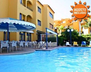 Apartamentos Turísticos em Vilamoura | 2 a 7 Noites até 4 Pessoas