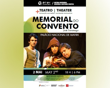 «Memorial do Convento» de José Saramago | Palácio de Mafra | 02 Maio