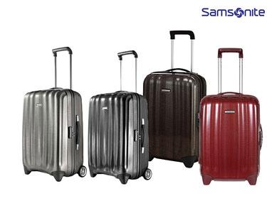 Mala Samsonite Cubelite | Design Clássico & Elegante