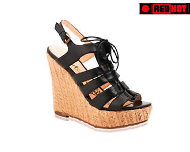 Sandálias Senhora Cunha Alta | Escolha a Cor