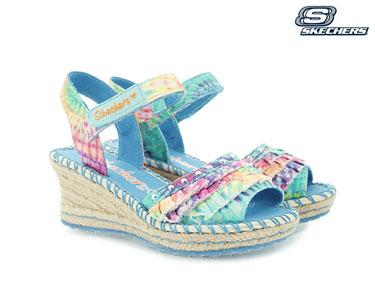 Sandálias Skechers® Ruffle-ups