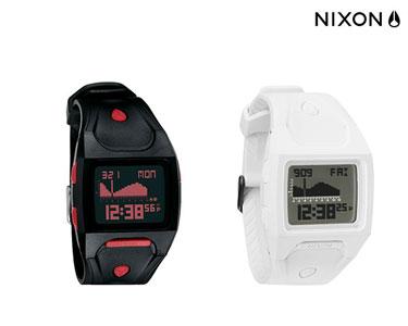 Relógio de Marés Nixon Lodown | Escolha a Seu!