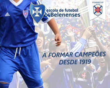 Treinos de Futebol n´Os Belenenses | 5 aos 15 Anos - Lisboa e Oeiras