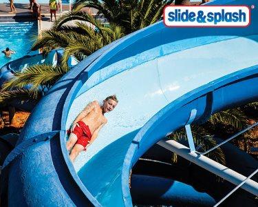 Slide & Splash Algarve | Diversão Total | Sem Filas, Sem Esperas!