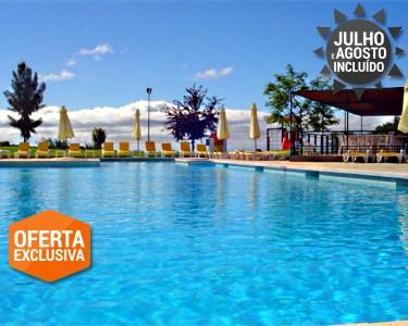 Verão no Alentejo   3, 5 ou 7 noites na Quinta de Santo António Hotel Rural 4*