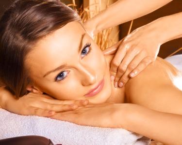 Último Dia! Massagem Relax by Holmes Place Spa   45 Min