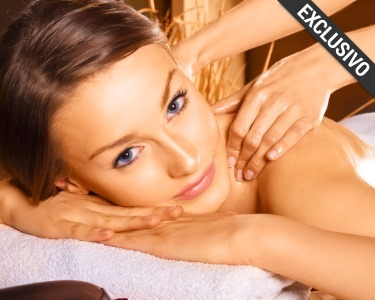 Massagem Relax by Holmes Place Spa | 45 Minutos | 13 Locais