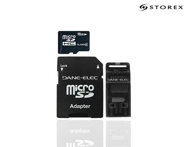 Micro SD 3 em 1   8GB a 64GB