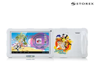 Tablet PC para Criança Lonney Tunes | Android, 8 GB e Ecrã 7'