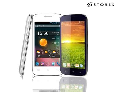 Smartphone Dual Sim | Branco ou Preto