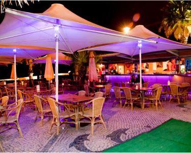 Jantar à Beira-Mar a Dois   Um Amor & Um Olhar na Baía dos Golfinhos