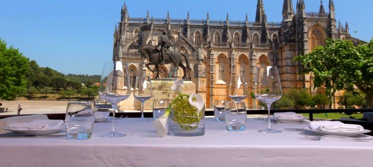 Noite 4* & Jantar Romântico c/ Vista para Mosteiro da Batalha