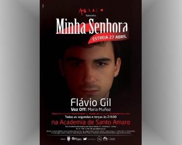 «Minha Senhora» | Espectáculo ABRAÇO | Academia de Santo Amaro
