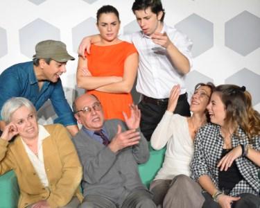 Teatro Nacional São João | Espectáculo de Comédia «Amor e Informação»