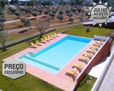 Monte Filipe Hotel & Spa 4* | Verão no Alentejo de 2 a 7 Noites