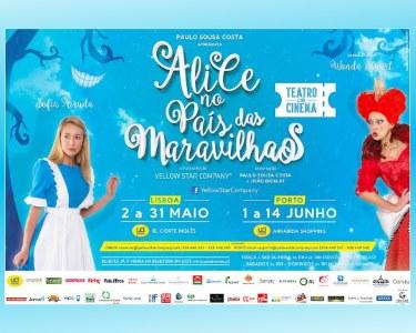 «Alice no País das Maravilhas» | 17 de Maio | El Corte Inglés