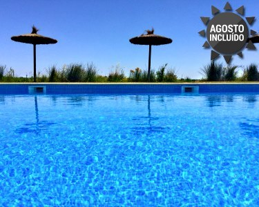 Alentejo | 1 a 5 Noites de Verão com Meia Pensão no Hotel Rural Santo António
