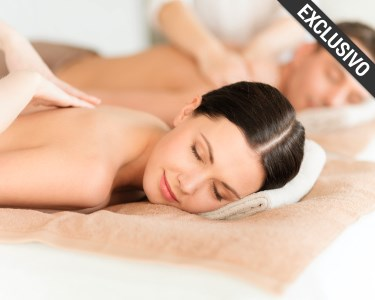 Massagem Relax c/ Aromaterapia a 2 | Holmes Place Spa | 13 Locais