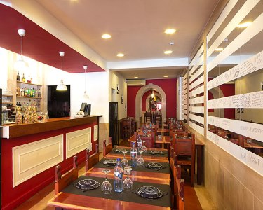 Fusão Luso-Brasileira | Jantar VIP com Garrafa de Vinho para Dois