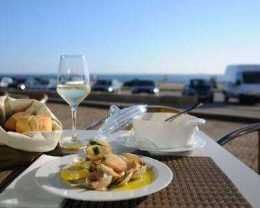Paixão Mediterrânica com Vista Oceano para Dois | Restaurante Memorial