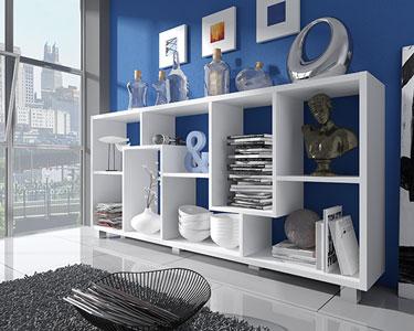 Estante Deluxe Horizontal | Design Moderno e Funcional