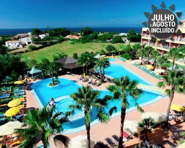 Verão em Albufeira: 2, 3, 5 e 7 Nts em Meia Pensão | Hotel Baía Grande