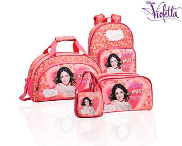 Acessórios da Violetta Disney®  | Escolha o Seu!