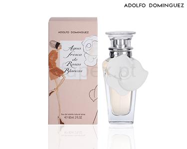 Perfume Adolfo Dominguez® EDT 60 ml | Água de Rosas Brancas