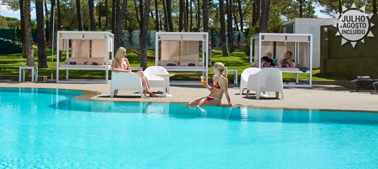Algarve | Férias na Praia de Monte Gordo no Alcazar Hotel & SPA 4*
