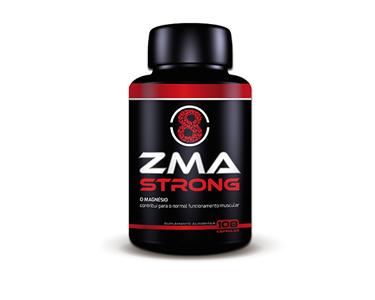 Suplemento ZMA Strong | 108 Cápsulas