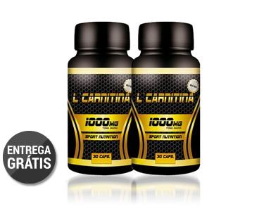 L- Carnitina 30 Cápsulas | Escolha a sua opção